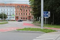 Mariánské náměstí v Českých Budějovicích. Ilustrační foto.