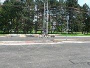 Sídliště Máj a Vltava v Českých Budějovicích má propojit nová komunikace. Nyní se kvůli ní mění křižovatka Strakonické ulice a Husovy třídy.