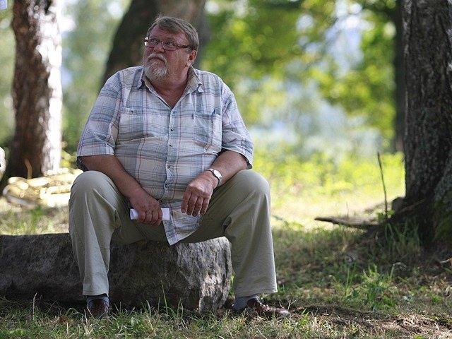 Šumavský rodák František Talián, úspěšný podnikatel a donátor mnoha projektů, je milovníkem starých časů.