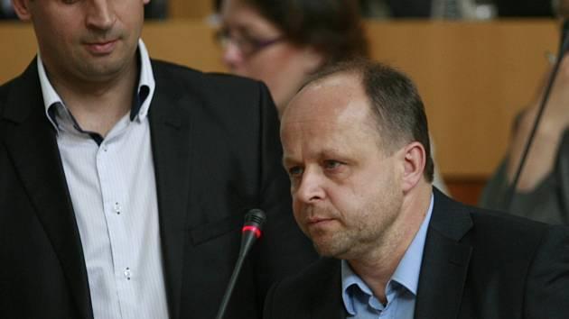 Nový českobudějovický zastupitel Vladimír Homola.