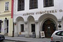 Wortnerův dům v Českých Budějovicích.