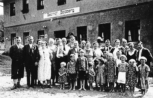 Zum Goldberg vroce 1936.