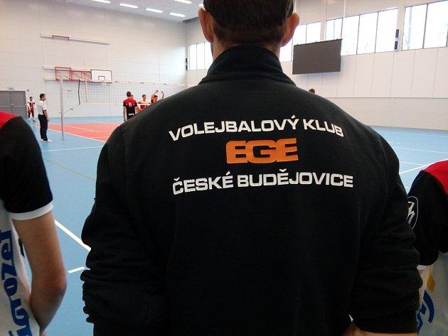 Ege České Budějovice v první lize volejbalistů
