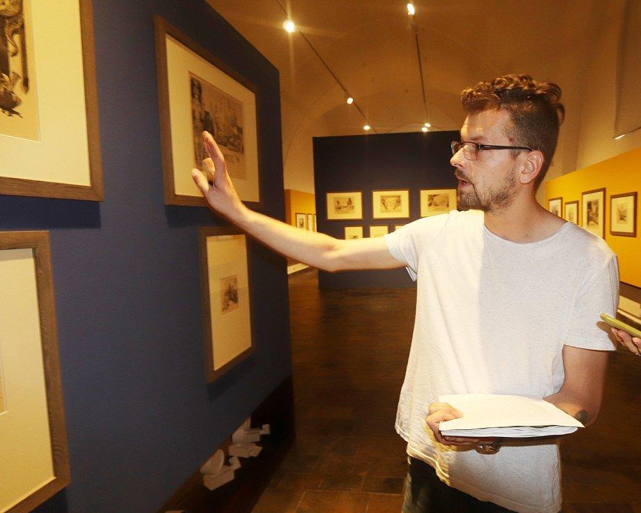 František Kupka v Alšově jihočeské galerii