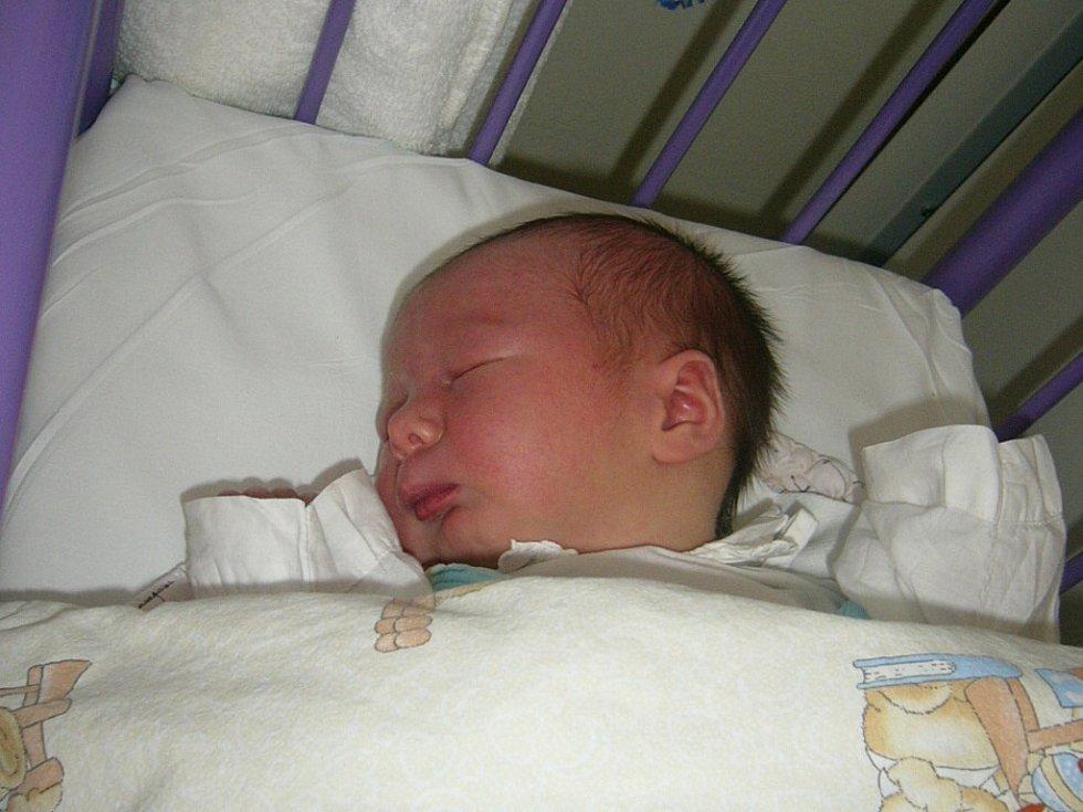 Štěpán Fryš, Týn nad Vltavou, 21. 4. 2009 v 8.51 h, 3,56 kg