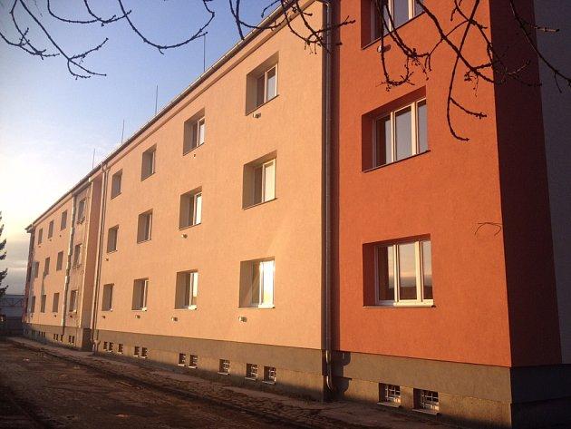 Objekt na Vrbenské po rekonstrukci.