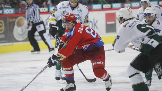 HC Mountfield České Budějovice – Energie Karlovy Vary 2:1