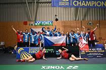 Medailový turnaj pro české badmintonisty