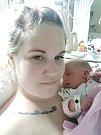 Eliška Vondrová z Dobré na Šumavě se v českobudějovické nemocnici narodila 7. 3. 2018 v 9.37 h. Elišku vychovají rodiče Lucie Neumanová a Jan Vondra.