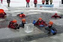 I zima je příležitostí k tréninku a získávání potřebných kvalifikací. Cvičí se třeba v Lipně.
