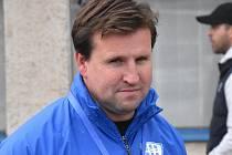 Petr Frňka věří, že jeho svěřenci favorita z Liberce v poháru potrápí.