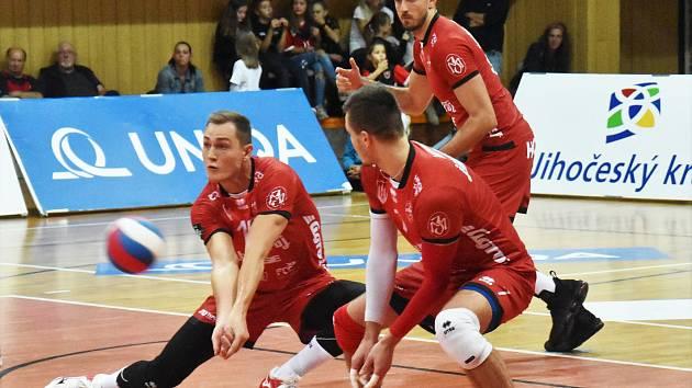 České Budějovice čeká v prosinci první zápas atraktivní Ligy mistrů.