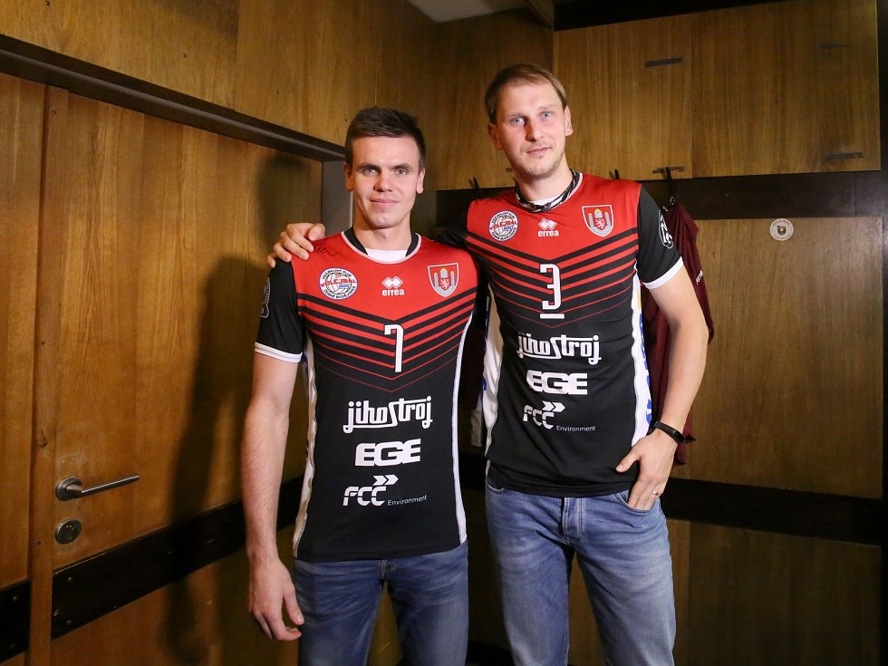 Petr Michálek a Radek Mach