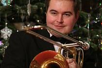Josef Žajdlík (28), vystudovaný trombonista a kulturní manažer, bude od 18. února šéfem odboru kultury a turistického ruchu na třeboňské radnici.