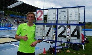Tomáš Kratochvíl zabojuje o další medaili.