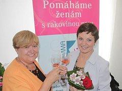 Otevření Mamma HELP centra v Českých Budějovicích.