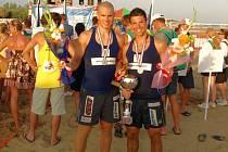 Jihočech Jindřich Weiss spolu s Martinem Tichým uhráli na akademickém mistrovství Evropy v Turecku stříbrné medaile. jak se jim povede na mistrovství světa?