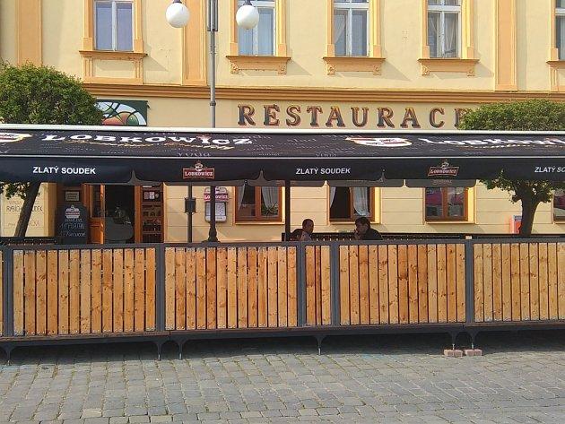 Restaurace Zlatý soudek