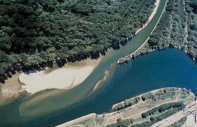 Ilustrační foto: sedimenty Isaru.