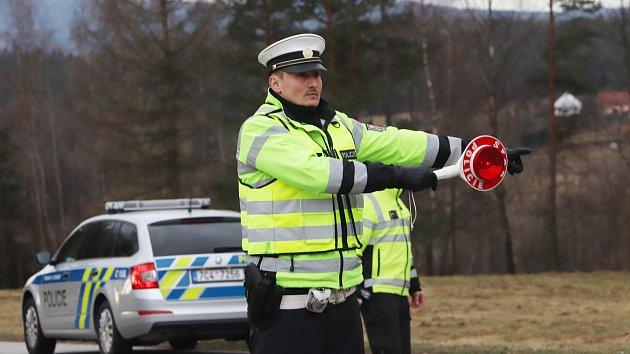 Řidičům otrnulo, vidí policisté