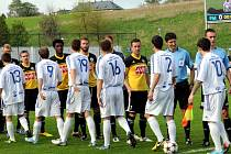 Zápas ve Frýdku-Místku fotbalisté Dynama zvládli.
