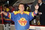 Českobudějovický hokej slaví devadesáté narozeniny, výročí si připomněli i bývalí hráči.
