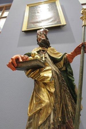 Jihočeské muzeum otevře 28.října novou stálou expozici Příběh města Českých Budějovic. Tři sály zaplní přes tisíc předmětů.
