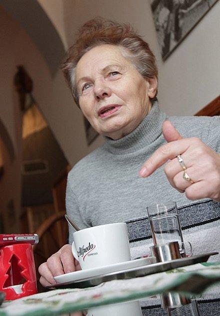 Na povznášející cestu vzduchem by se učitelka Božena Pazourová ráda vypravila ivletošním roce.