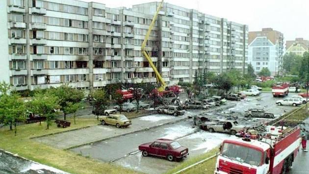 Při požáru zasahovalo 138 hasičů z 19 sborů s veškerou svou technikou. Na majetku obyvatel sídliště vznikla škoda zhruba 25 milionů korun.