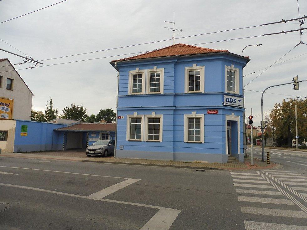 Ve volebním štábu ODS, který má zázemí v českobudějovickém Modrém domě, se radují.