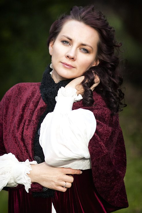 Sopranistka Jana Šrejma Kačírková, která se narodila v Českých Budějovicích, získala již čtvrtou Jihočeskou Thálii.