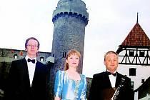 Zahajovací koncert se po čtyřech letech na strakonický hrad opět vrací.