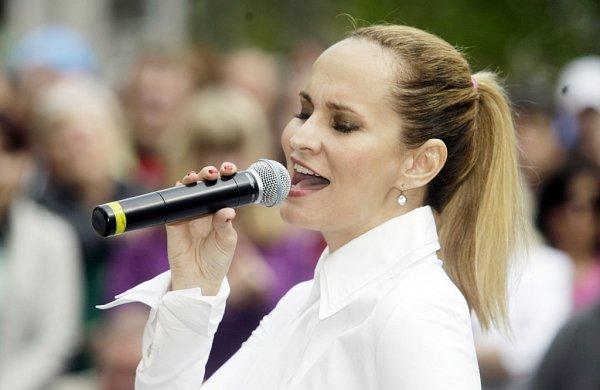 Jednou zhvězd festivalu Třeboňská nocturna bude zpěvačka Monika Absolonová.