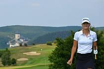 Nejlepší Jihočeška v golfovém žebříčku je na Karlštejně.