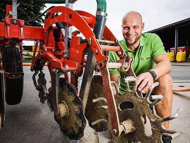 Velká pocta - je zemědělcem roku!