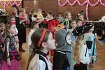 V sobotu se v českobudějovické sokolovně uskutečnily šibřinky.