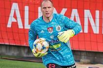Jaroslav Drobný bude i v příští sezoně chytat za českobudějovické Dynamo.