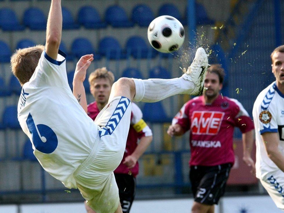 Fotbalisté  Dynama včera uhráli v Liberci bod a mají ligovou definitivu.