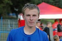 Záložník Martin Jasanský by měl v Sezimově Ústí patřit ke klíčovým hráčům