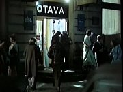 """Vchod do hotelu Otava, který """"hraje"""" ve filmech často."""