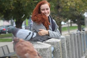 Herečka Kamila Janovičová Jihočeské divadlo v Českých Budějovicích opustí.