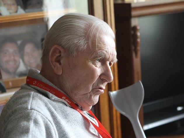 Milan Braunfuchs zBorovan prožil mnohá válečná utrpení.