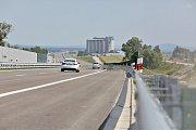 Dálnice D3 má v úseku Ševětín - Bošilec zprovozněný další úsek.