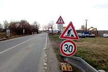 Stavbaři zahájili mezi Českými Budějovicemi a Včelnou práce na Jižní tangentě. Nová komunikace spojí D3 a I/3.