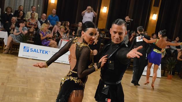 Latino dance večer. Zatančíte si i v Rockli