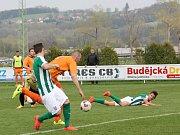 Ve skupině A Malše Roudné - Aritma Praha 3:0 (2:0).