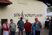 Zpět do doby našich předků se v sobotu vrátili v Purkarci.