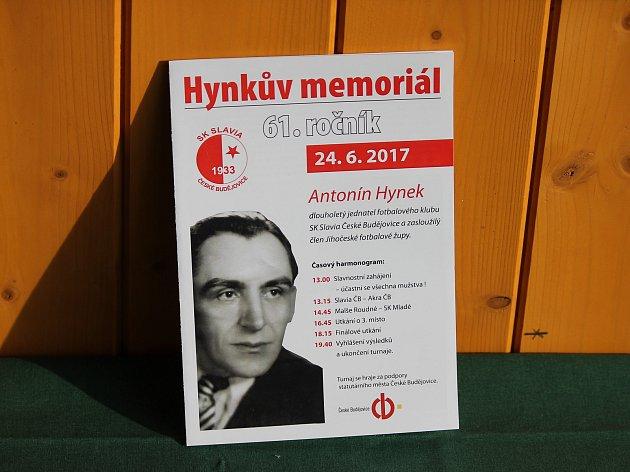 Fotbalisté SK Mladé '35' vyhráli 61.ročník memoriálu Antonína Hynka starých pánů. Ve finále porazili pořádající Slavii ČB 3:2.