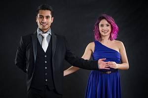 Dvojice na jihu Čech rozjela před lety salsu. Oblíbený tanec budou vyučovat nově v Galerii Dvořák.