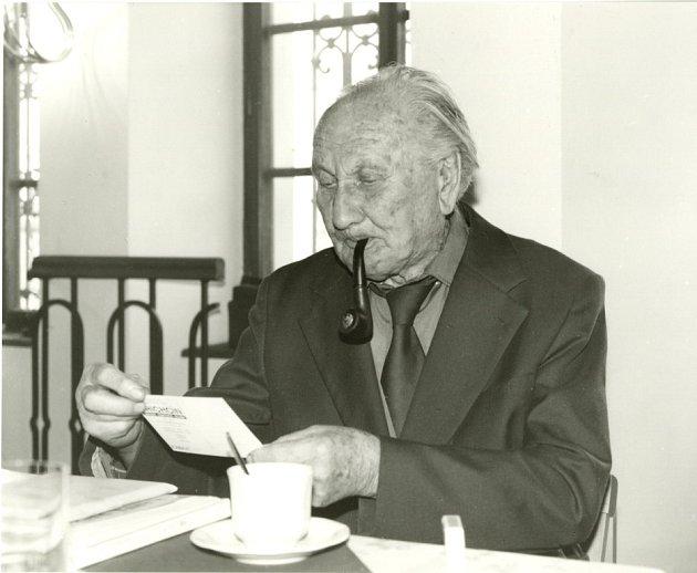 Alšova jihočeská galerie slaví 60let. Karel Valtr, 1994.